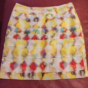 Anne Taylor lined skirt